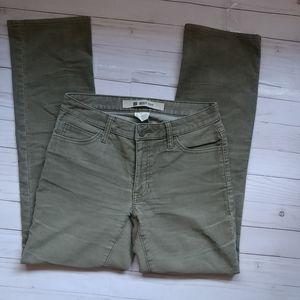 Gap boot cut stretch corduroy jeans-2R